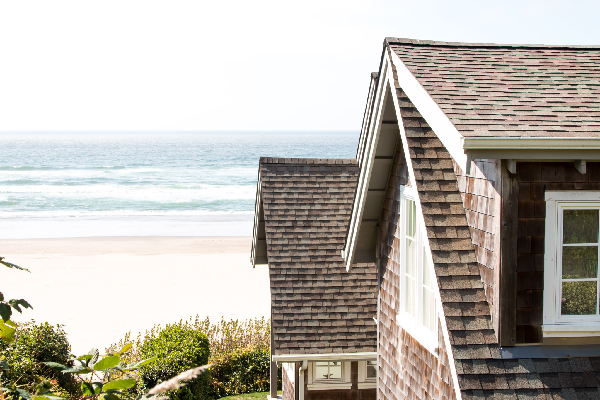Oceanfront home in Cannon Beach, Oregon