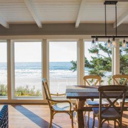 Smart House View Oregon Coast