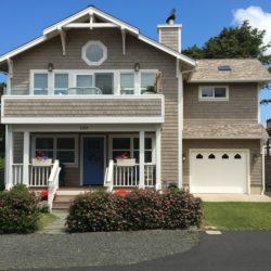 Sayler House Construction Oregon Coast